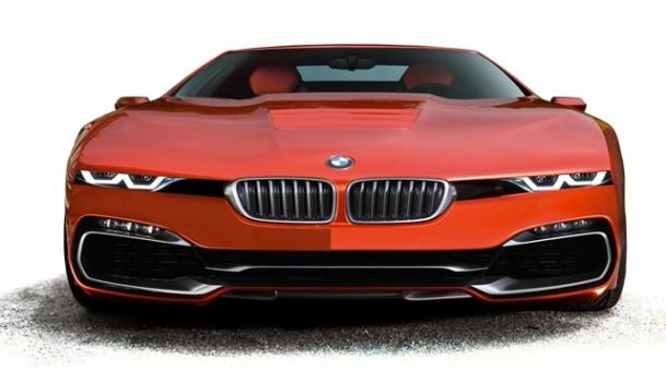 Top Gear 2016 BMW M8 600 HorsePower Supercar