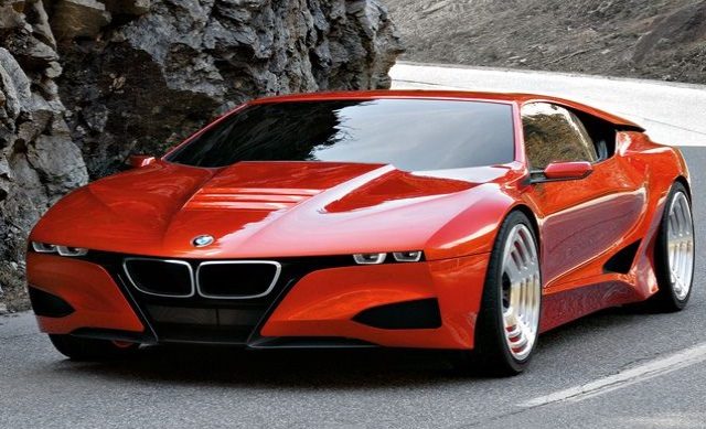 2016 BMW M8