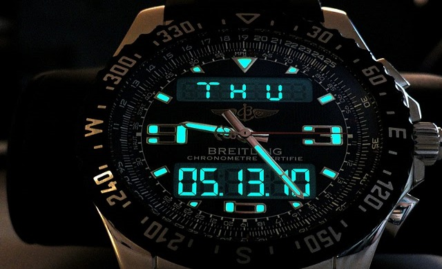 Breitling high-end diving watch