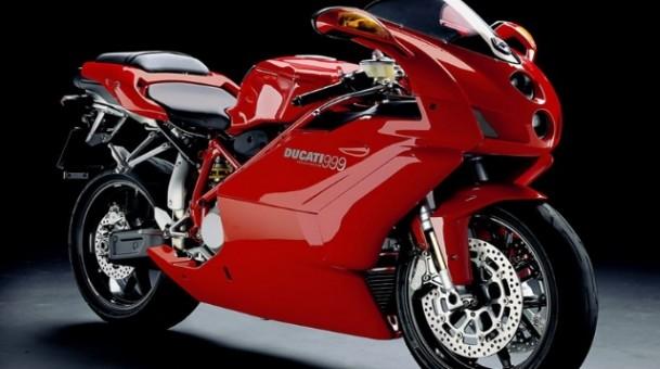 Top Gear Ducati Super Motor Bikes