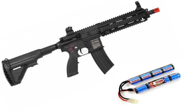 Durable And Reliable Airsoft Batteries