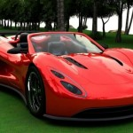 Scorpion Hydrogen Sports Car