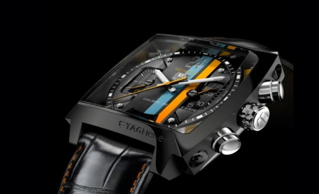 Tag Heuer Silverstone Limited Edition watches