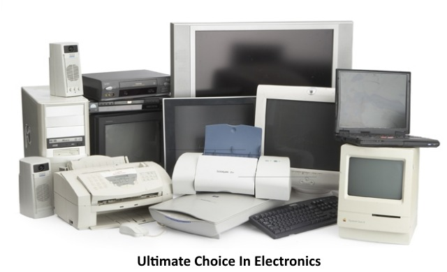 Ultimate Choice in Electronics