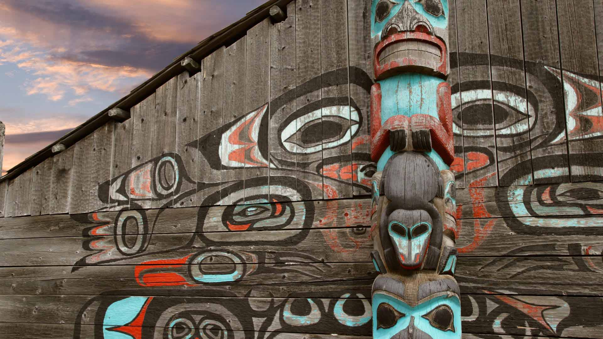 Top places to visit in beautiful alaska topthingz for Best tribal house