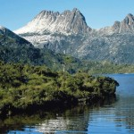 Dove Lake at Cradle Mountain, Tasmania, Australia
