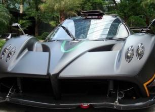 Top Gear Super Sport car Pagani Zonda