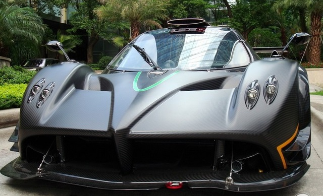 Sport car Pagani Zonda