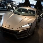 W Motors lykan Hypersport Car