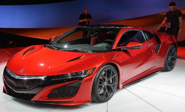 Worksheet. Top Gear Honda Acura NSX concept Car 2016