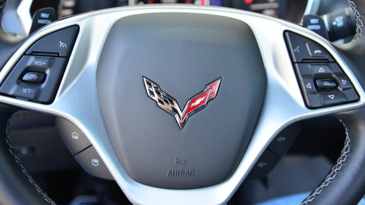 chevrolet corvette Interior 1