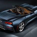 Black Corvette 1