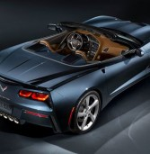 Top Gear Super Sports Car Black Corvette 1