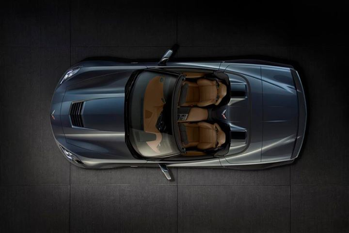 Black Corvette 10