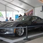 Black Corvette 11