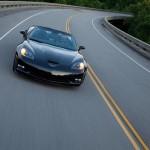 Black Corvette 12