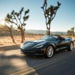 Black Corvette 14