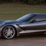 Black Corvette 16