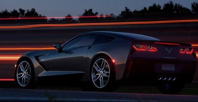 Top Gear Super Sports Car Black Corvette Episode 2
