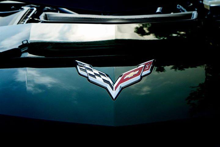 Black Corvette 18