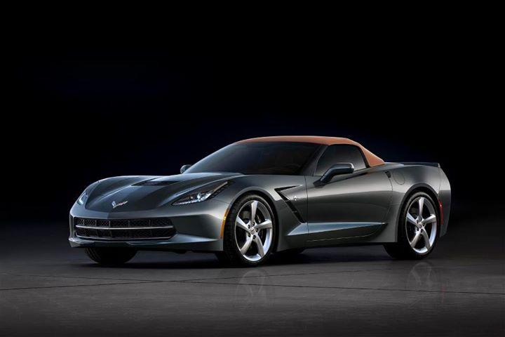Black Corvette 19
