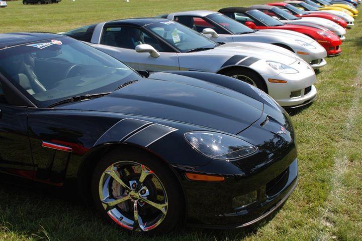 Black Corvette 20