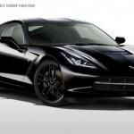 Black Corvette 24
