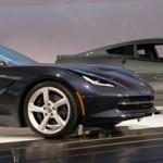 Black Corvette 25