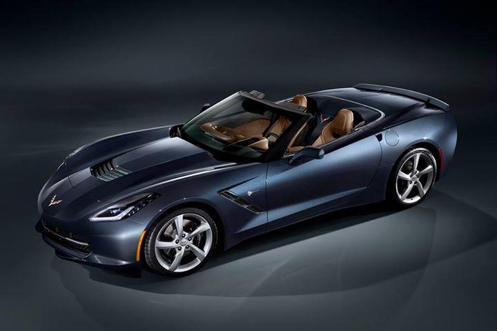 Black Corvette 28