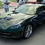Black Corvette 29