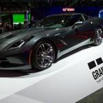 Black Corvette 30