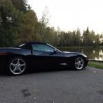 Black Corvette 4