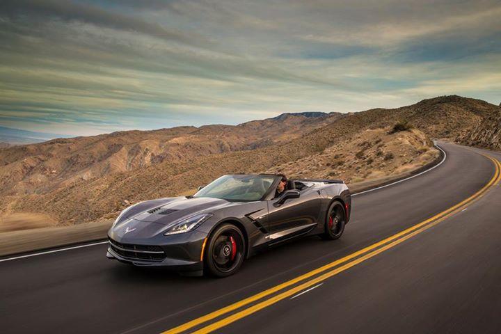 Black Corvette 5