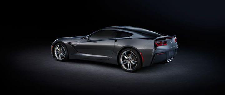 Black Corvette 6