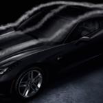 Black Corvette 8