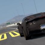 Black Corvette 9
