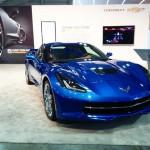 Blue Corvette 10