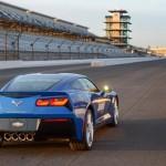 Blue Corvette 3