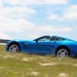 Blue Corvette 6