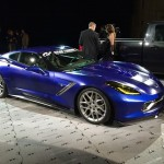 Blue Corvette 8