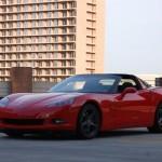 Red Corvette 14