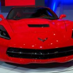 Red Corvette 16