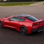 Red Corvette 2