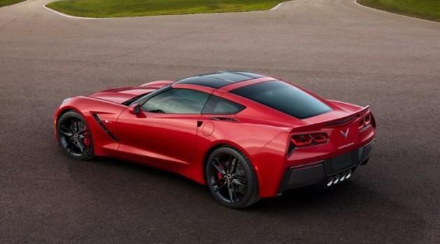 Top Gear Super Sports Car Red Corvette Episode 1