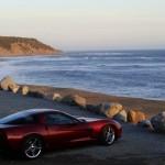 Red Corvette 3