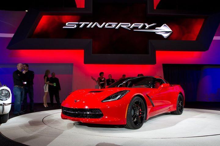 Red Corvette 4