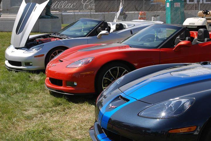 Red Corvette 5