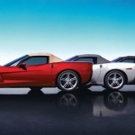 Red Corvette 6