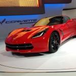 Red Corvette 8