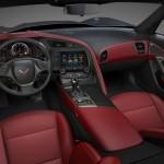 Chevrolet corvette Interior 7